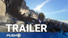 Onrush (DriveClub Developer) PS4 Reveal Trailer | PlayStation 4 | Paris Games Week 2017