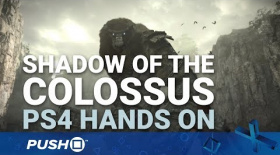 Shadow of the Colossus PS4 Remake Hands On: An All-Time Classic | PlayStation 4 | Preview