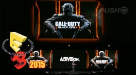 E3 2015 PlayStation Press Conference: Mark Lamia Introduces Call of Duty Black Ops III