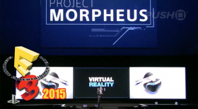 E3 2015 PlayStation Press Conference: Andrew House Talks Project Morpheus