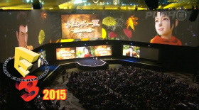 E3 2015 PlayStation Press Conference: Shenmue III Kickstarter Annoucement