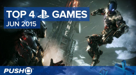 Game of the Month: June 2015 - Batman: Arkham Knight