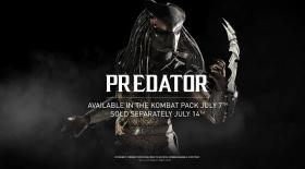 Mortal Kombat X (PS4/PS3) Predator DLC Trailer