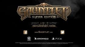 Gauntlet (PS4) Launch Trailer