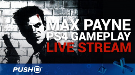 Max Payne | PS4 Gameplay | Live Stream