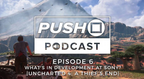 What's In Development At Sony? - UNCHARTED 4: A THIEF'S END | Episode 5 | Push Square Podcast