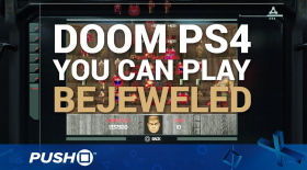 DOOM: You Can Play Bejeweled | PS4 Gameplay | Easter Egg