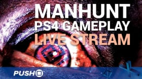 Manhunt | PS4 Gameplay | Live Stream