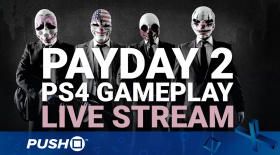 Payday 2 | PS4 Gameplay | Live Stream