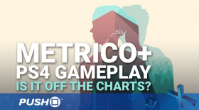 Metrico+ PS4 Gameplay: Is It Off the Charts? | PlayStation 4 | Footage