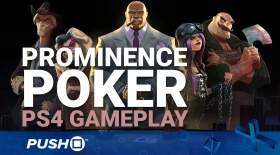 Prominence Poker | PS4 Gameplay | Live Stream