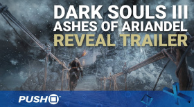 Dark Souls III: Ashes of Ariandel DLC Reveal: To Die For? | PS4 | Trailer