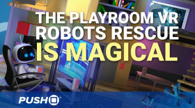 The Playroom VR PS4 Gameplay: Robots Rescue Is Magical | PlayStation 4 | PlayStation VR