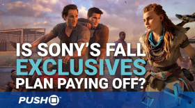 Is Sony's Fall PS4 Exclusives Strategy Paying Off? | PlayStation 4 | Talking Point