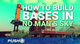 How to Build Bases in No Man's Sky: Foundation Update | PS4 | Guides