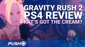Gravity Rush 2 PS4 Review: Has Kat Got the Cream? | PlayStation 4 | Gameplay Footage