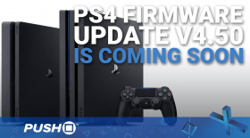 PS4 Firmware Update 4.50 Coming Soon | PlayStation 4 | News