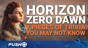 Horizon: Zero Dawn PS4: 7 Pieces of Trivia You May Not Know | PlayStation 4 | Guerrilla Games