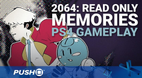 2064 Read Only Memories PS4 Gameplay: Snatcher Look | PlayStation 4 | Footage