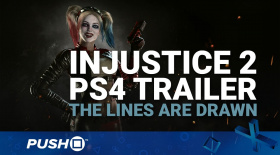Injustice 2 PS4 Story Trailer: The Lines Are Drawn | PlayStation 4