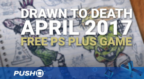 April 2017 Free PlayStation Plus Game: Drawn to Death | PS4 | PlayStation News