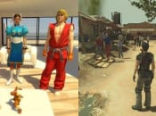Street Fighter IV & Resident Evil 5 To Get Playstation Home Support