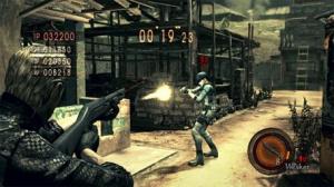"It's Wesker ""Versus"" Jill In The New RE5 DLC."