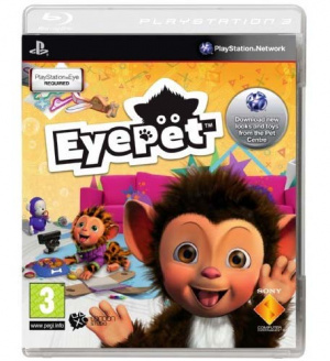 This Alternative Eye Pet Boxart Seems To Highlight Rumours Of Playstation 3 Rebranding.