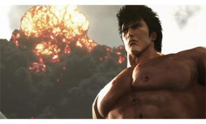 We Know Jack All About Fist Of The North Star But We're Gonna Assume This Guy Is Pretty Hard.