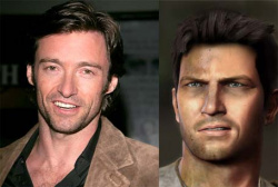 Nolan North Has Hinted Heavily That Hugh Jackman Is In Line To Play Nathan Drake.