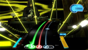 French DJ David Guetta's Work Forms The Lastest DJ Hero DLC.
