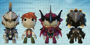 The LittleBigPlanet Character Packs Continue To Astound Us In Their Quality.