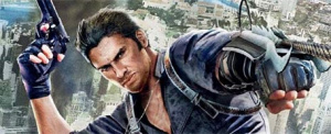 Just Cause 2's Topped The British Sales Charts This Week.
