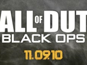 Call Of Duty: Black Ops Officially Set For Release November 9th, 2010