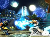 Good Grief Marvel Vs. Capcom 3 Looks Pretty!