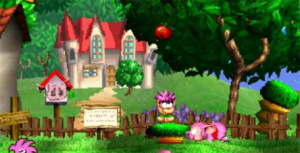 Come On - Tombi HD Remix For PS3?