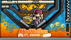 Modnation Racers Pinball? Wipeout Pinball? Sign Us The Eff Up!