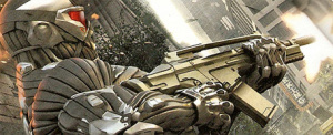 Crysis 2 Has Been Pushed Forward, Which Makes A Change, Eh?