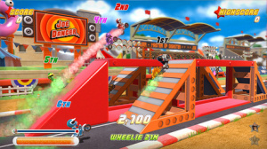 Joe Danger's Due To Release On The Playstation Store Next Week. Huzzah!