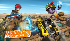 UFG's Making ModNation Racers A Teensy Bit Easier In Their Upcoming Patch.