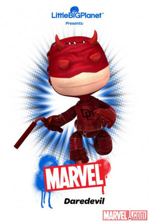 Daredevil, We Want To Give You A Big Cuddle.