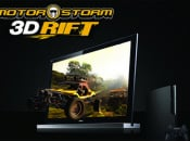Sony Announce MotorStorm: 3D Rift For The PlayStation Store