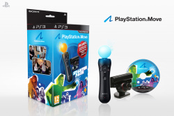 PlayStation Move Starter Pack (£49.99/€59.99)