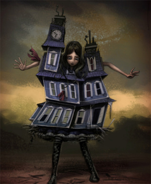 Yup, American McGee's Making A New Alice Game Alright.