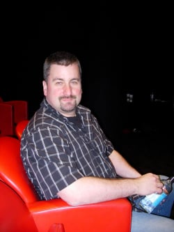 Darren Hedges, producer of Tron Evolution