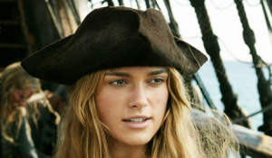 Disney Didn't Provide Any Assets So Here's A Picture Of Keira Knightley Wearing A Pirate Hat Instead.
