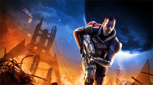 Mass Effect 2 On PlayStation 3 Could Bridge The Story Gap With An Interactive Comic.