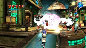 PlayStation Move Heroes Ain't Getting Any Less Pretty.