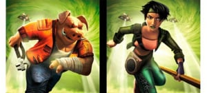 Pick Up Beyond Good & Evil HD On The PlayStation Network, Get Some Exclusive Avatars.