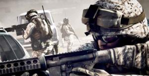It's Battlefield 3 Versus Call Of Duty...